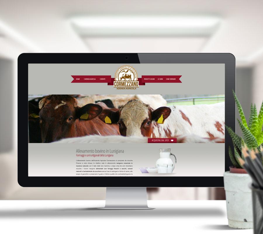 cormezzano-website